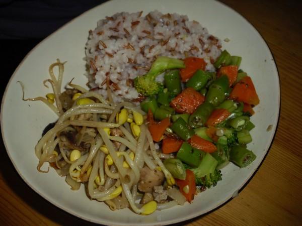 Nourriture chinoise un fran ais p kin for Apprendre cuisine chinoise