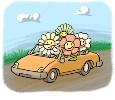 mini-voiture-fleur