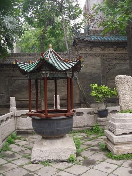 Petit pavillon, mosquée de Xi'An
