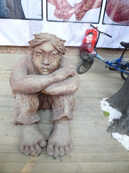 Sculpture zone 798