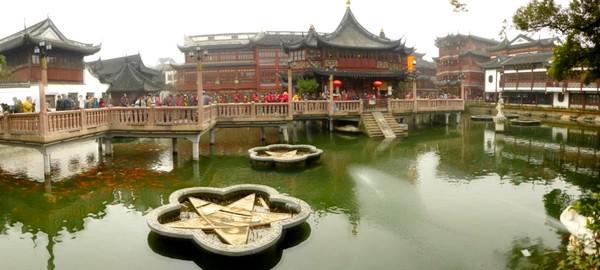 Que visiter lors de votre voyage shanghai un fran ais for Le jardin yuyuan