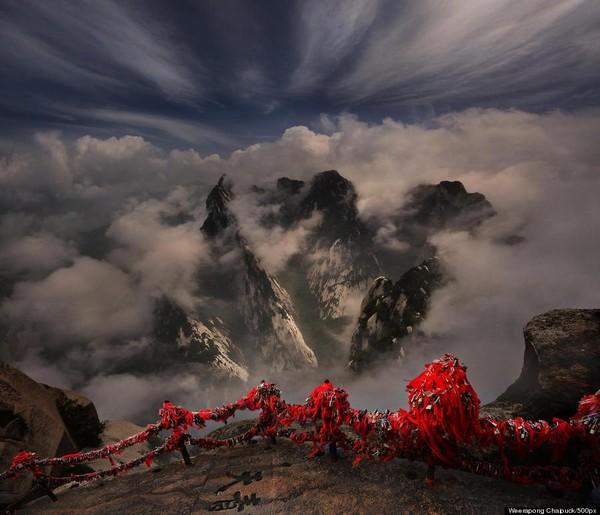 20 voyages_ mont huashan