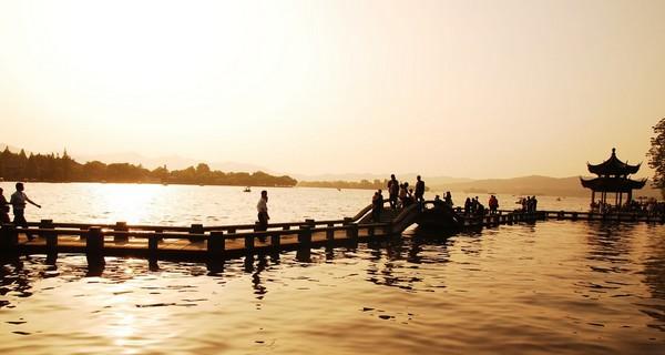 lac ouest hangzhou